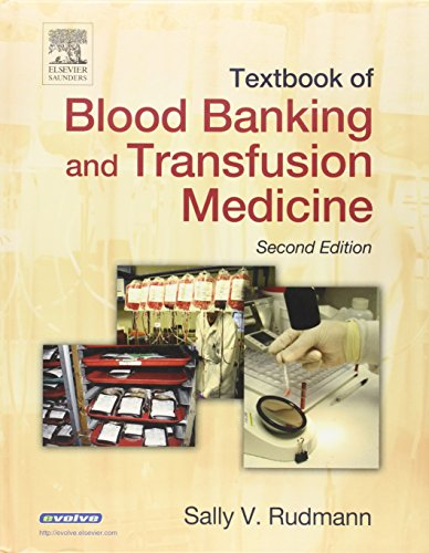 9780721603841: Textbook of Blood Banking and Transfusion Medicine, 2e