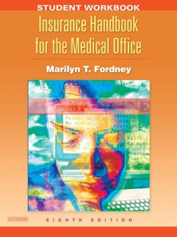 9780721605180: Insurance Handbook for the Medical Office (Student Workbook)