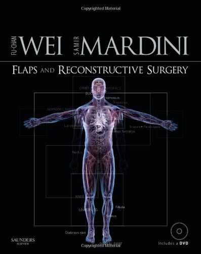 9780721605197: Flaps and Reconstructive Surgery, 1e