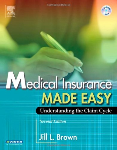 9780721605562: Medical Insurance Made Easy: Understanding the Claim Cycle, 2e