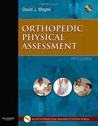 9780721605715: Orthopedic Physical Assessment, 5e (Orthopedic Physical Assessment (Magee))