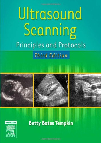 9780721606361: Ultrasound Scanning: Principles and Protocols, 3rd Edition