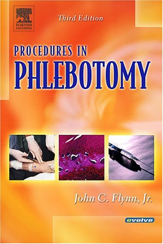 9780721606385: Procedures in Phlebotomy
