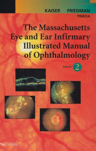 9780721606811: The Massachusetts Eye and Ear Infirmary Illustrated Manual of Ophthalmology Book and PDA, 2E Package