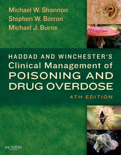 9780721606934: Haddad and Winchester's Clinical Management of Poisoning and Drug Overdose, 4e