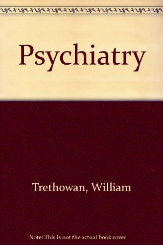 9780721609393: Psychiatry