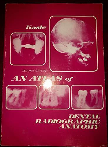9780721610368: Atlas of Dental Radiographic Anatomy