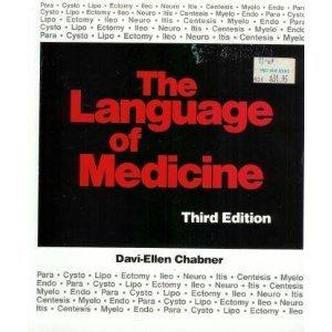 9780721611846: The Language of Medicine