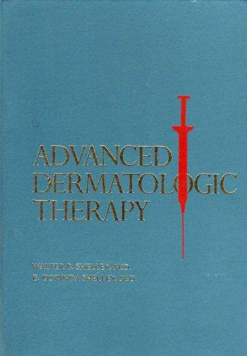 9780721611938: Advanced Dermatologic Therapy