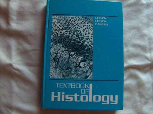 9780721612010: Textbook of Histology
