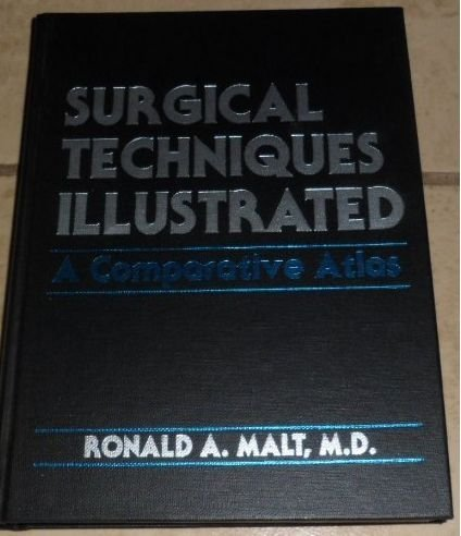 9780721612195: Surgical Techniques Illustrated: A Comparative Atlas