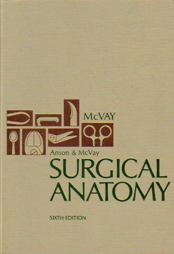 9780721612973: Anson and McVay Surgical Anatomy