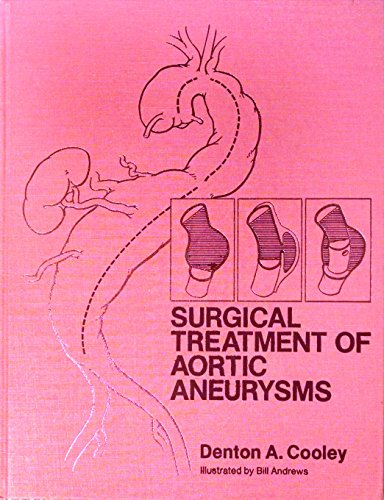 9780721613987: Surgical Treatment of Aortic Aneurysms