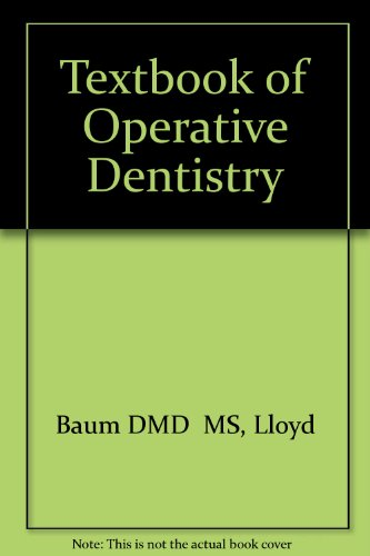 9780721614328: Textbook of Operative Dentistry