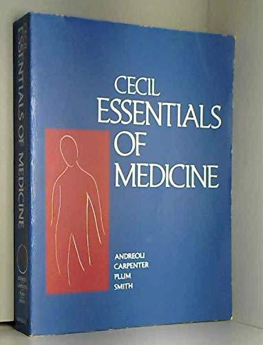 9780721614335: Cecil Essentials of Medicine