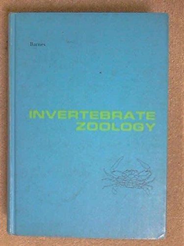 Invertebrate Zoology 3rd Edition: Barnes, Robert D.