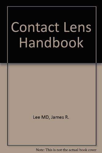9780721615851: Contact Lens Handbook