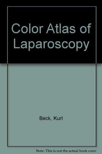 9780721616124: Color Atlas of Laparoscopy