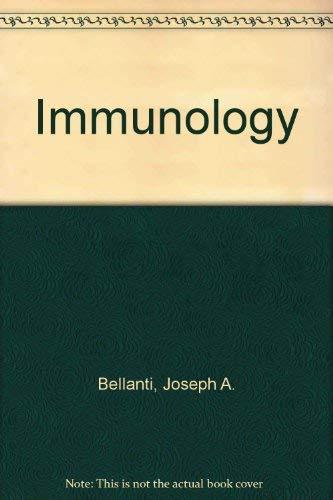 9780721616810: Immunology