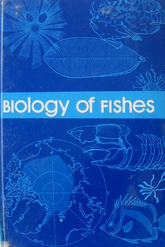 9780721618395: Biology of Fishes