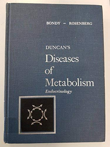 9780721618432: Diseases of Metabolism: Endocrinology v. 2