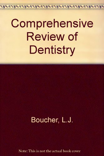 9780721618883: Comprehensive Review of Dentistry