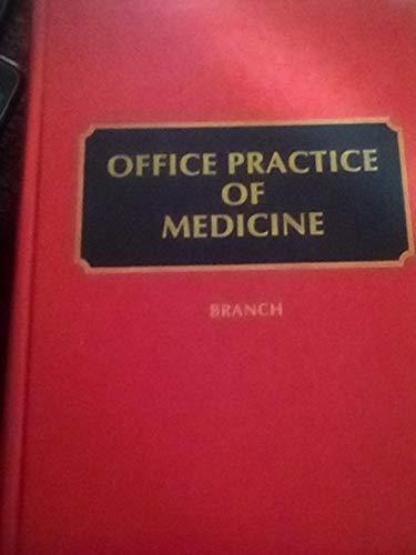 9780721619149: Office Practice of Medicine