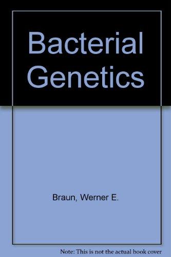 9780721619217: Bacterial Genetics