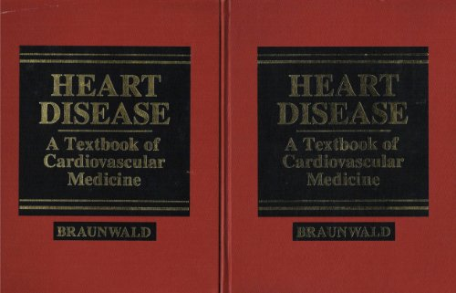 9780721619248: Heart Disease: A Textbook of Cardiovascular Medicine (Volumes 1 & 2) (Set of 2 books)