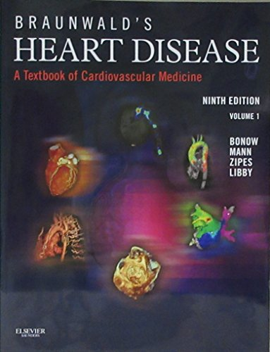 9780721619415: Heart disease: A textbook of cardiovascular medicine