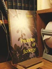 9780721619880: Principles of Ecology