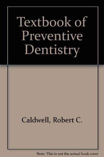 9780721622392: Textbook of Preventive Dentistry
