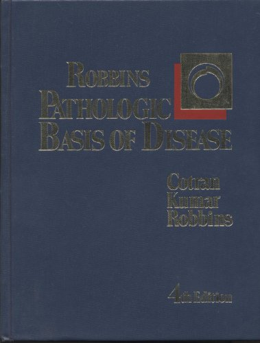 9780721623023: Robbins Pathologic Basis of Disease
