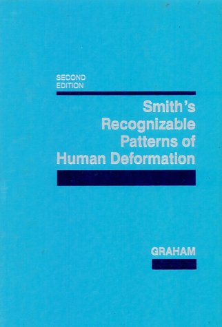 9780721623382: Smith's Recognizable Patterns of Human Deformation