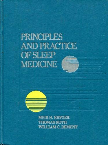 9780721623832: Principles and Practice of Sleep Medicine