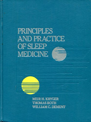 9780721623832: Principles and Practice of Sleep Medicine
