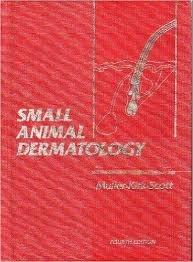 9780721624167: Small Animal Dermatology