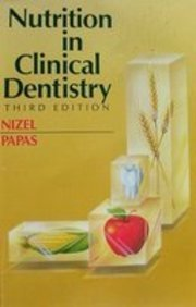 9780721624235: Nutrition in Clinical Dentistry, 3e