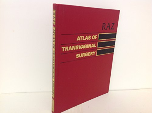 9780721624310: Atlas of Transvaginal Surgery