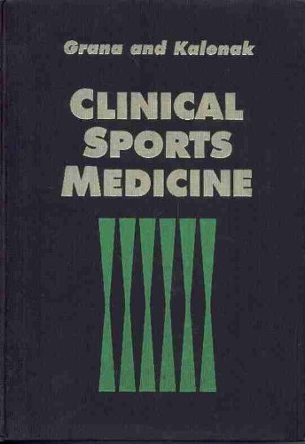 9780721626048: Clinical Sports Medicine, 1e