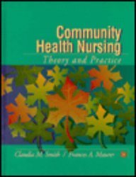 9780721627427: Community Health Nursing: Theory and Practice