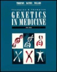 9780721628172: Thompson & Thompson Genetics in Medicine