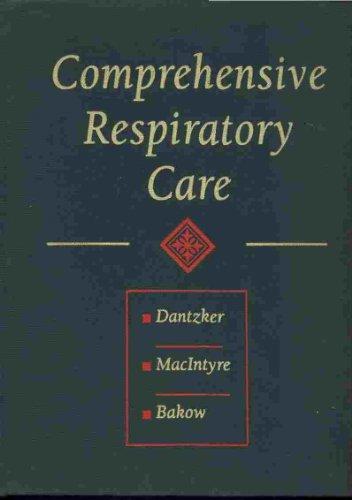 9780721628448: Comprehensive Respiratory Care, 1e