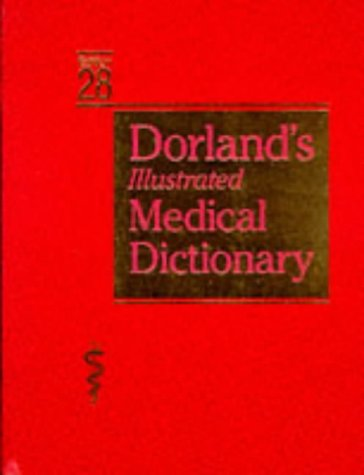 9780721628592: Dorland's Illustrated Medical Dictionary: Standard Edition