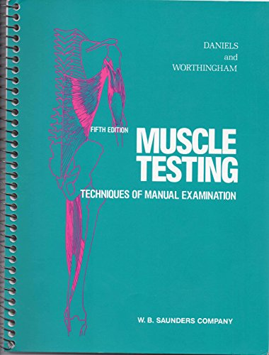 9780721628776: Muscle Testing: Techniques of Manual Examination