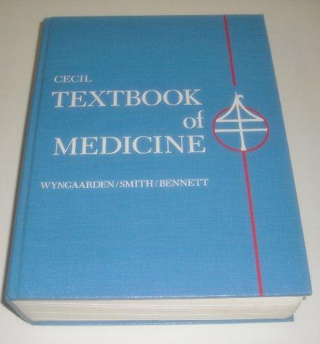 9780721629285: Cecil Textbook of Medicine (v. 1 & 2)