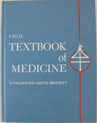 9780721629308: Cecil Textbook of Medicine, Volumes 1 & 2, 19th Edition