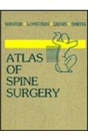 9780721629582: Atlas of Spine Surgery, 1e