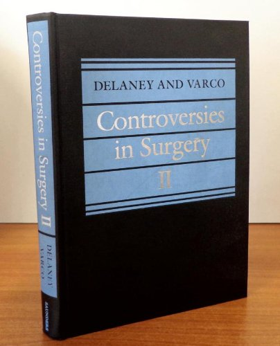 9780721630380: Controversy in Surgery: v. 2