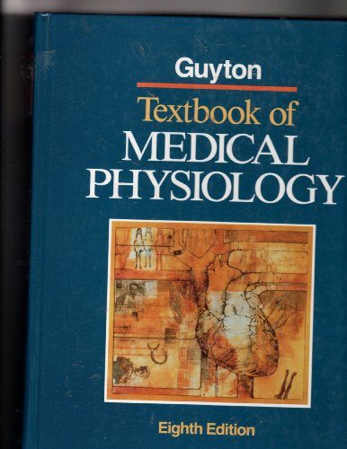 9780721630878: Textbook of Medical Physiology